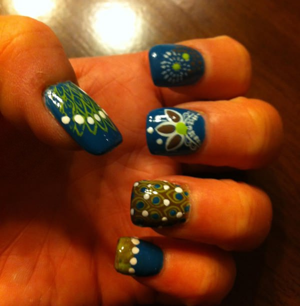 CUTE NAILS ZARIAS (82)
