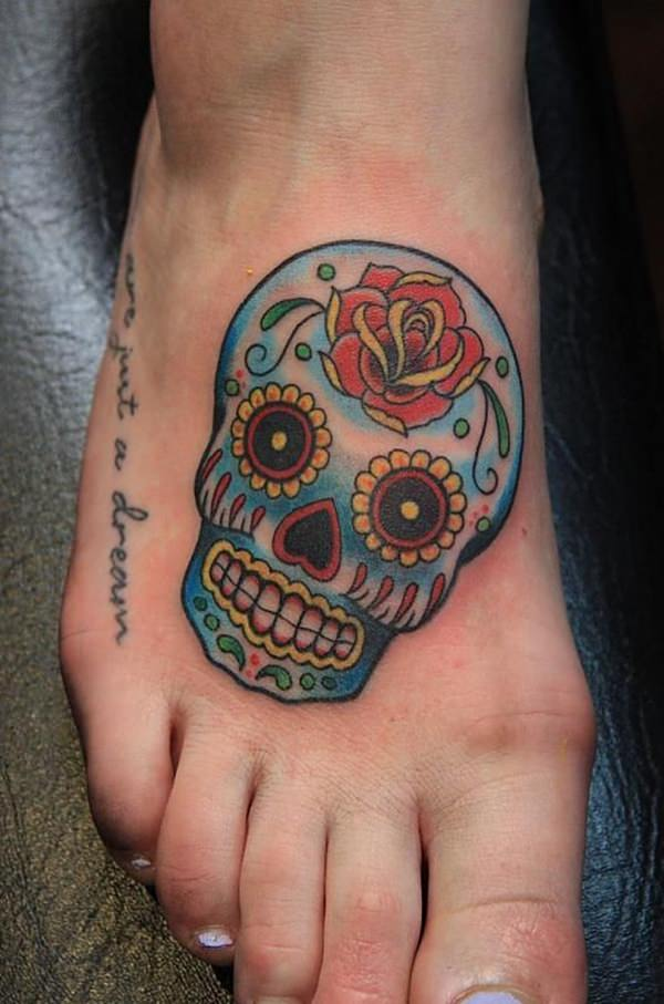 day of the dead tattoos 47