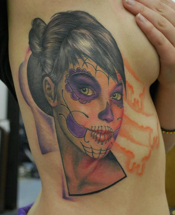 day of the dead tattoos 59