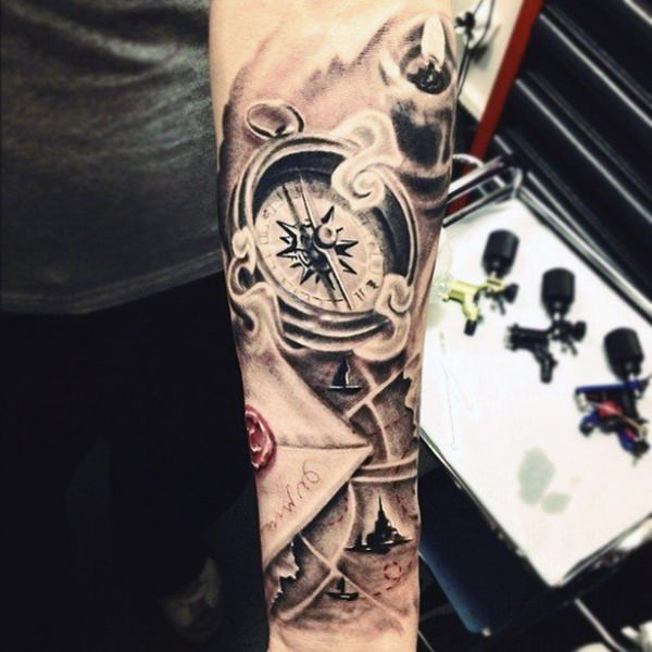 75 Awesome And Eye Grabbing Forearm Tattoos