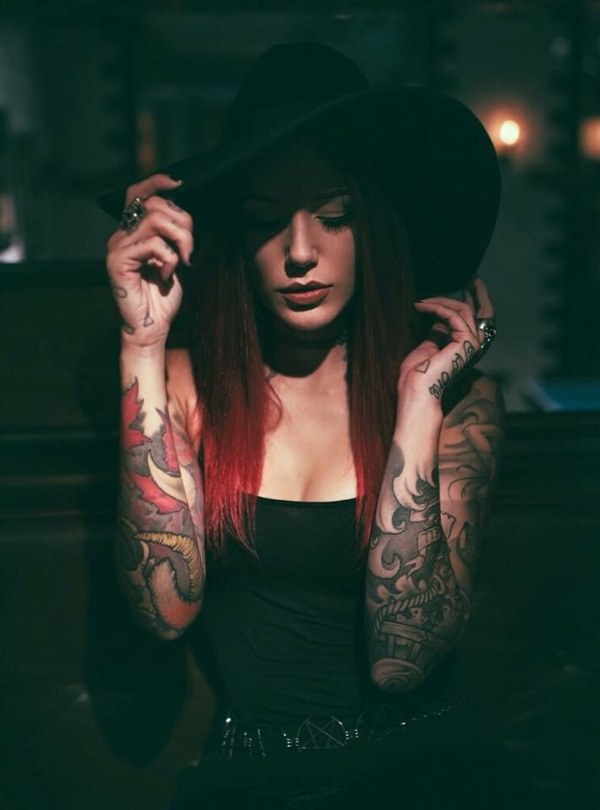 1e0286b35 25 Eye-Catching Hipster Tattoos that will Inspire You