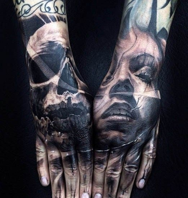 70+ Portrait Tattoos Done By Talented Artists