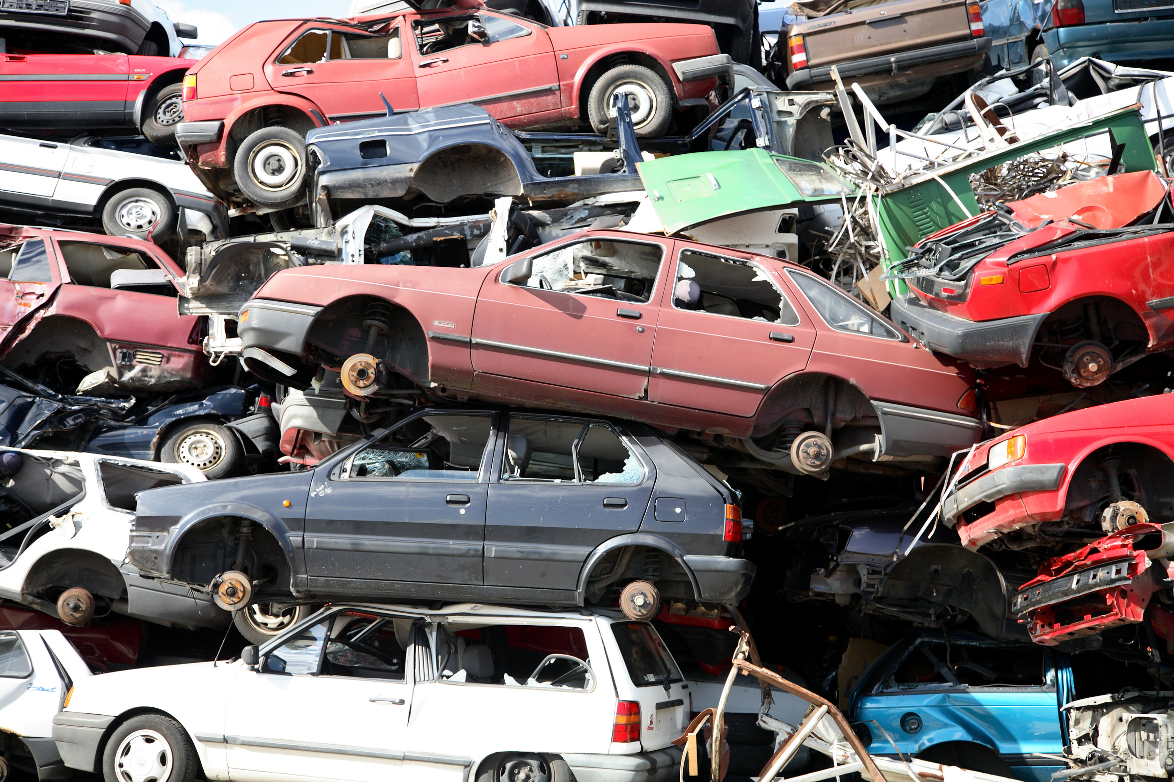What Should You Do with Your Junk Car?