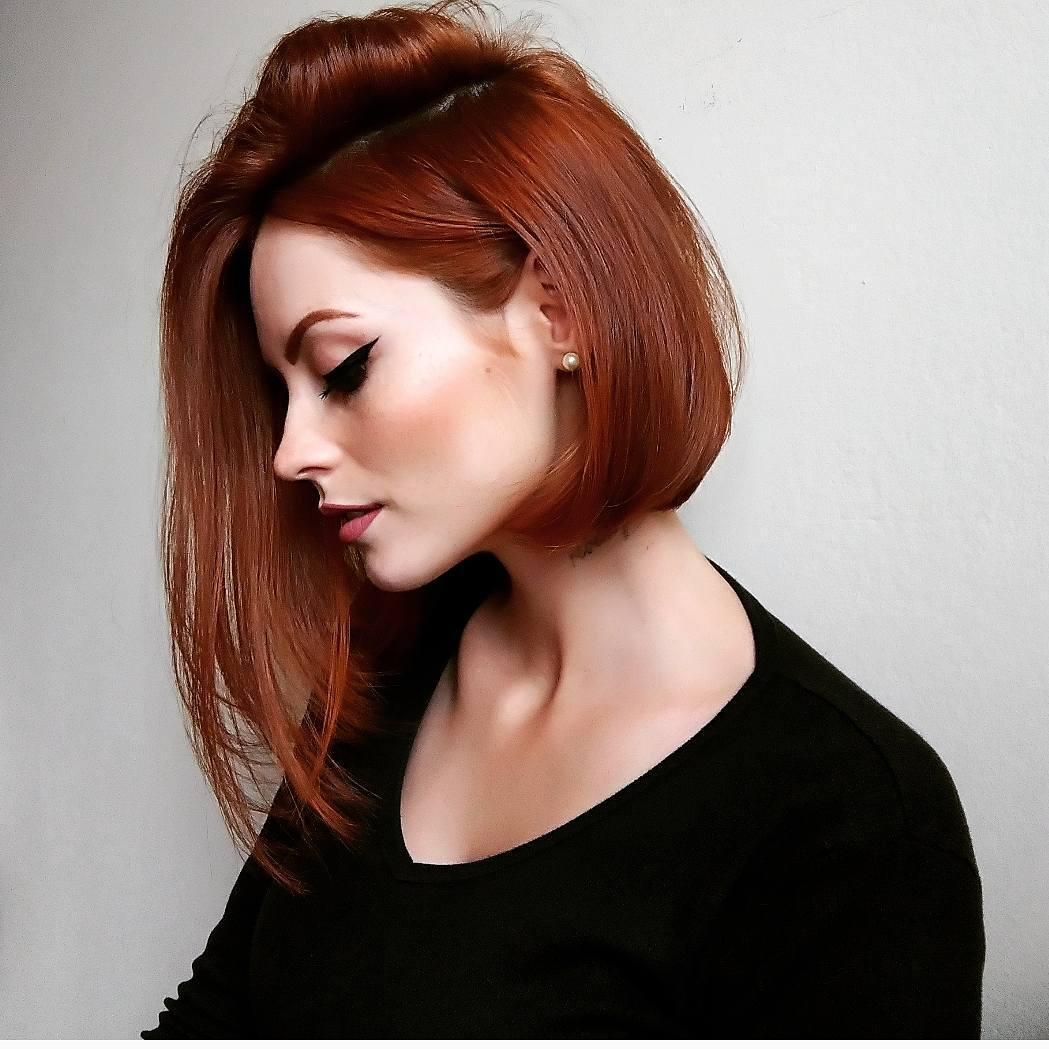 10 Absolutely Awesome Asymmetrical Bobs