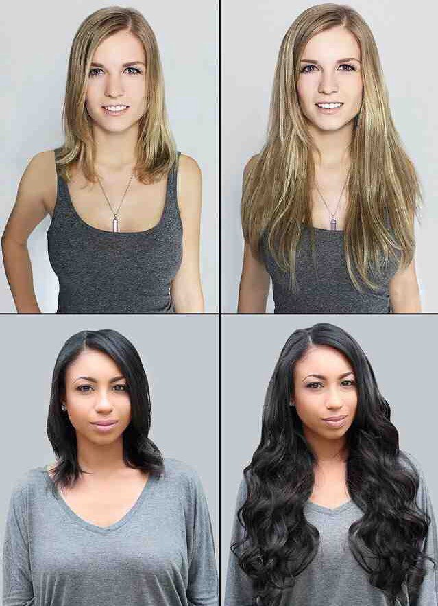 10 Ways You Can Wear Hair Extensions You Won T Believe That Actually Exist