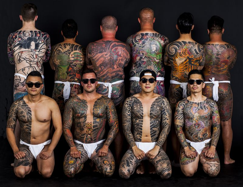 Why Japanese Style Tattoos Are Considered A Status Symbol