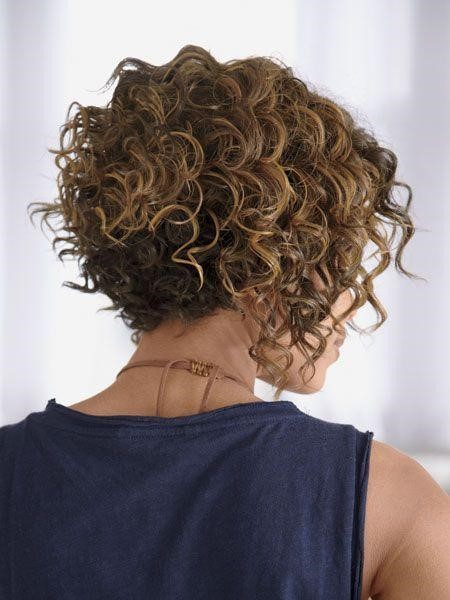 15 Most Beautiful Haircuts For Short Curly Hair